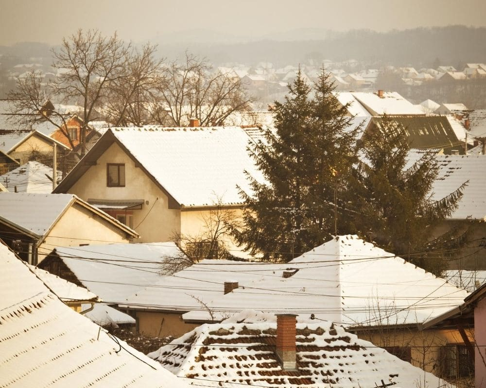 AVOID A ROOFING CATASTROPHE THIS CHRISTMAS