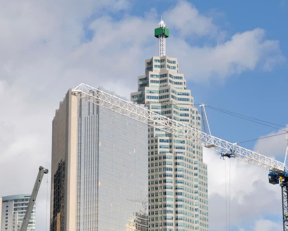 Contact Us Toronto's Ongoing Construction Boom