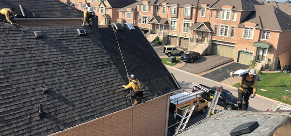Crisis Roof Repair Administrations in Toronto | Green Wedding Rings