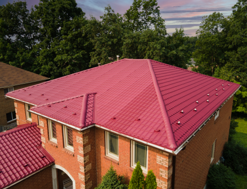 The Benefits of a Metal Roof During Winter