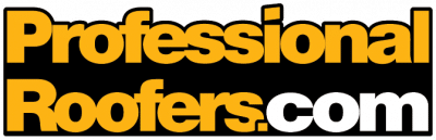 Professional Roofers Logo